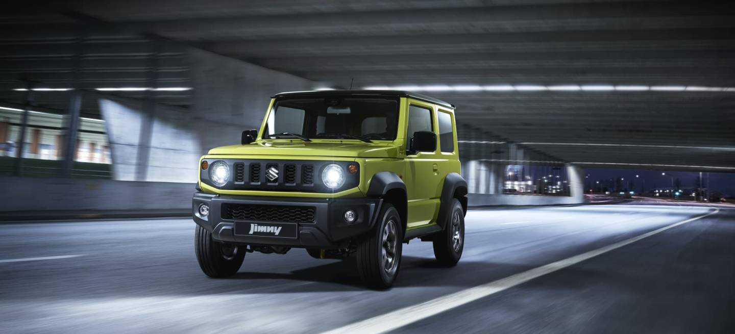 Suzuki All New Jimny 33