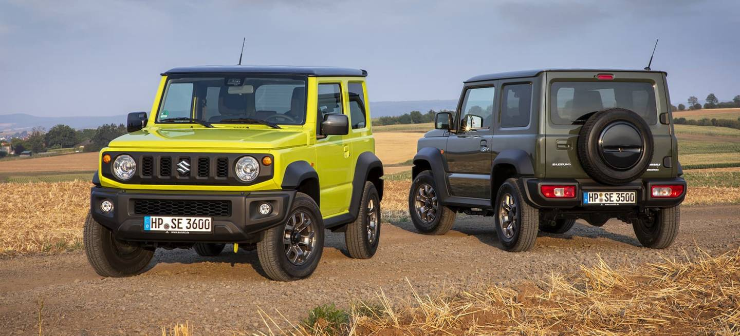 Suzuki All New Jimny Portada