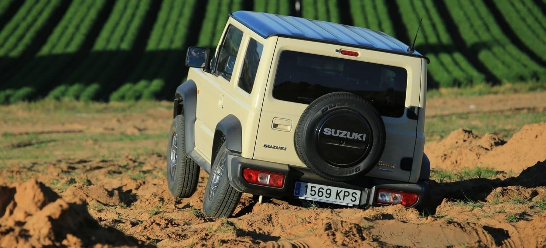 Suzuki Allgrip Jimny 0319 059