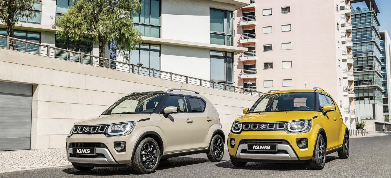 Suzuki Ignis 2020 Hybrid 04