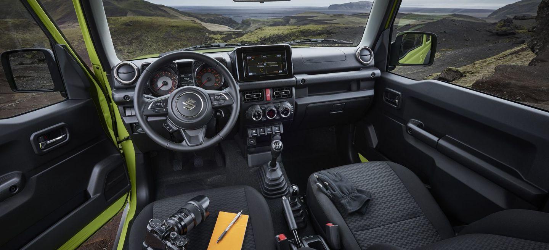 Suzuki Jimny Precios Prueba Ficha Tecnica Fotos Y Noticias Diariomotor