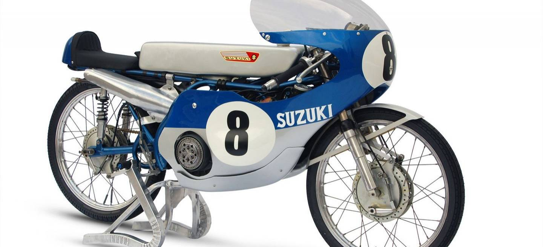 La historia de la Suzuki RK67 y sus 14 marchas - Diariomotor