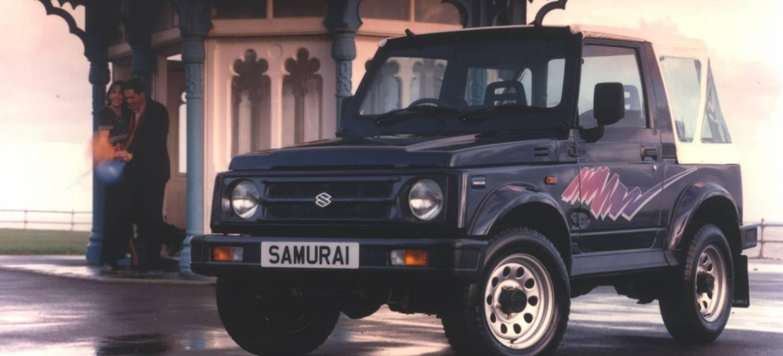 Suzuki Samurai 2