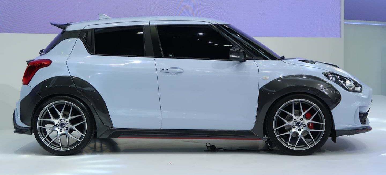 Suzuki Swift Sport Extreme Dm 5