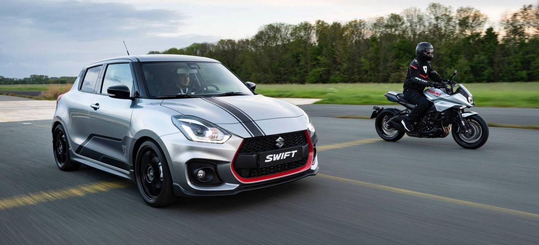 Suzuki Swift Sport Katana P
