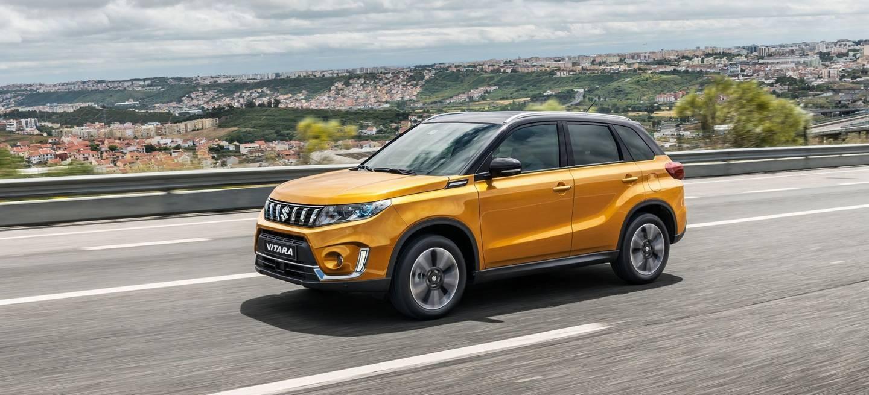 Suzuki Vitara 2019 3
