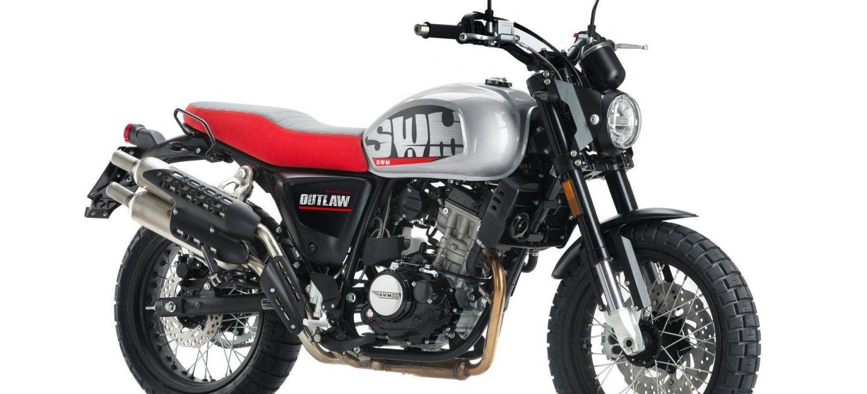 Swm Outlaw 125 2020 2