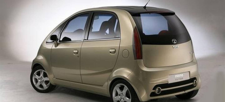 Resultado de imagen para Tata Nano