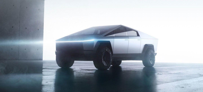 Tesla Limpiaparabrisas Laser Cybertruck