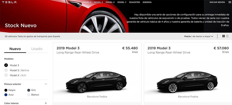Tesla Model 3 Comprar Entrega Inmediata