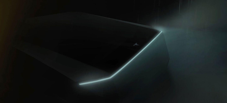 Tesla Pick Up Adelanto