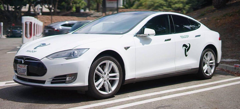 Tesloop Model S P