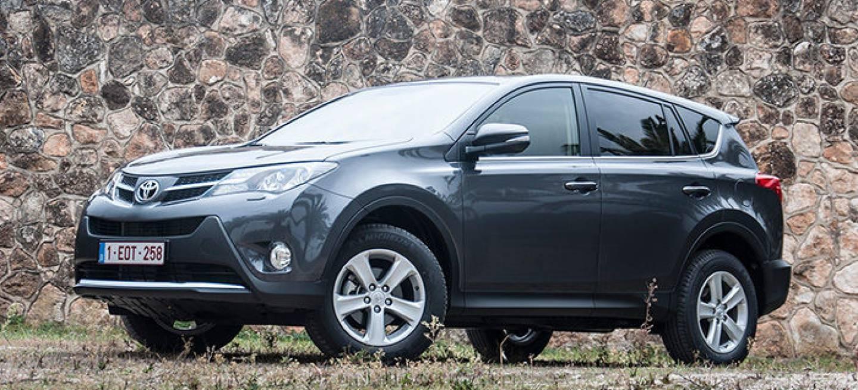 Toyota RAV4, presentación y prueba: la carretera, su hábitat natural ...