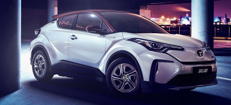 Toyota C Hr Ev 2019 4