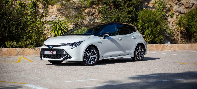 Toyota Corolla 2019 Prueba 2