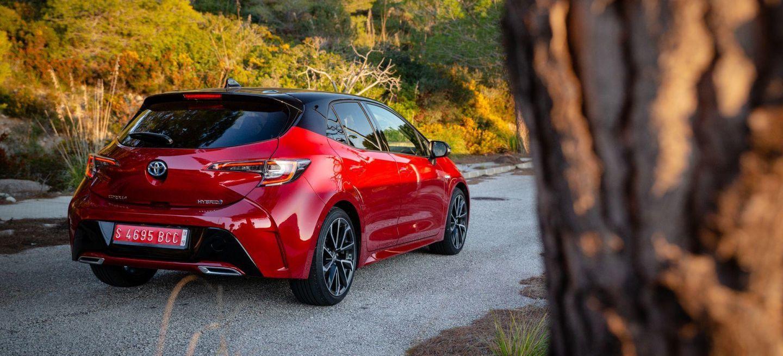 Toyota Corolla 2019 Prueba 40