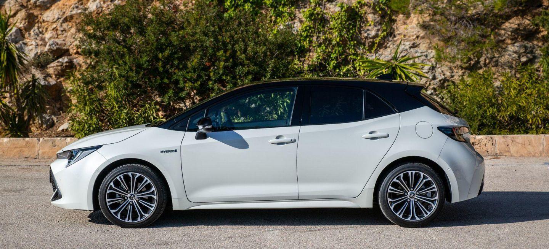 Toyota Corolla 2019 Prueba 6