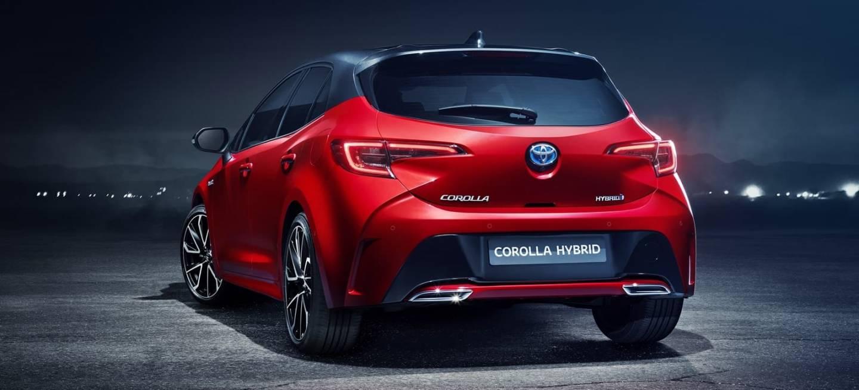 Toyota Corolla Hybrid 0818 01