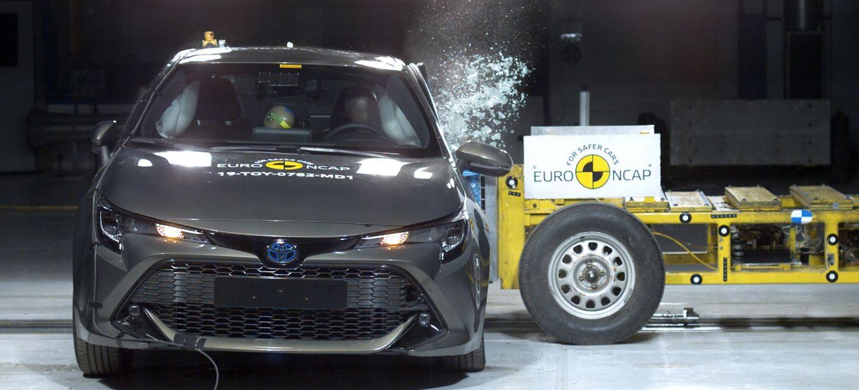 Toyota Corolla Hybrid 2019 Euroncap 04