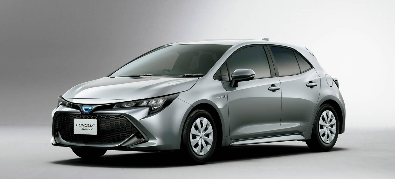 Toyota Corolla Sport Dm 15