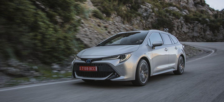Toyota Corolla Touring Sport 20 Plata