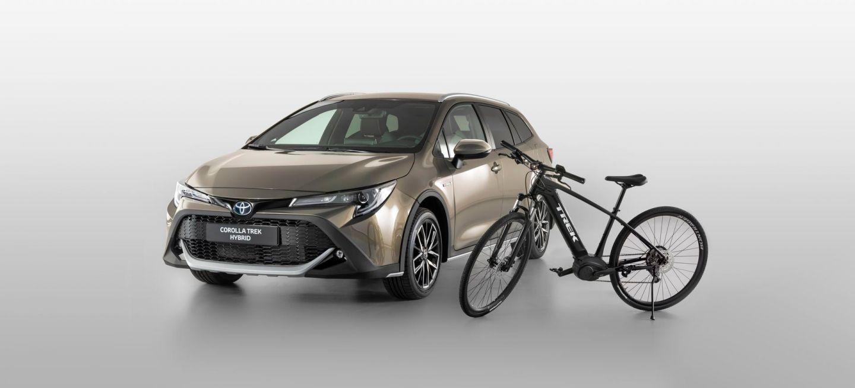 Toyota Corolla Trek Precio 1