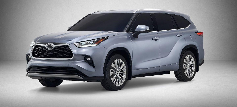 Toyota Highlander 2019 13
