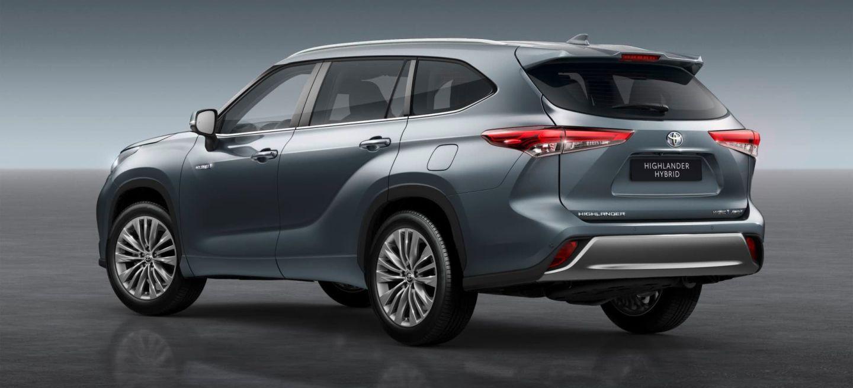 Toyota Highlander 2021 06