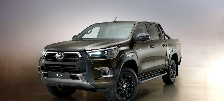 Toyota Hilux 2021 09