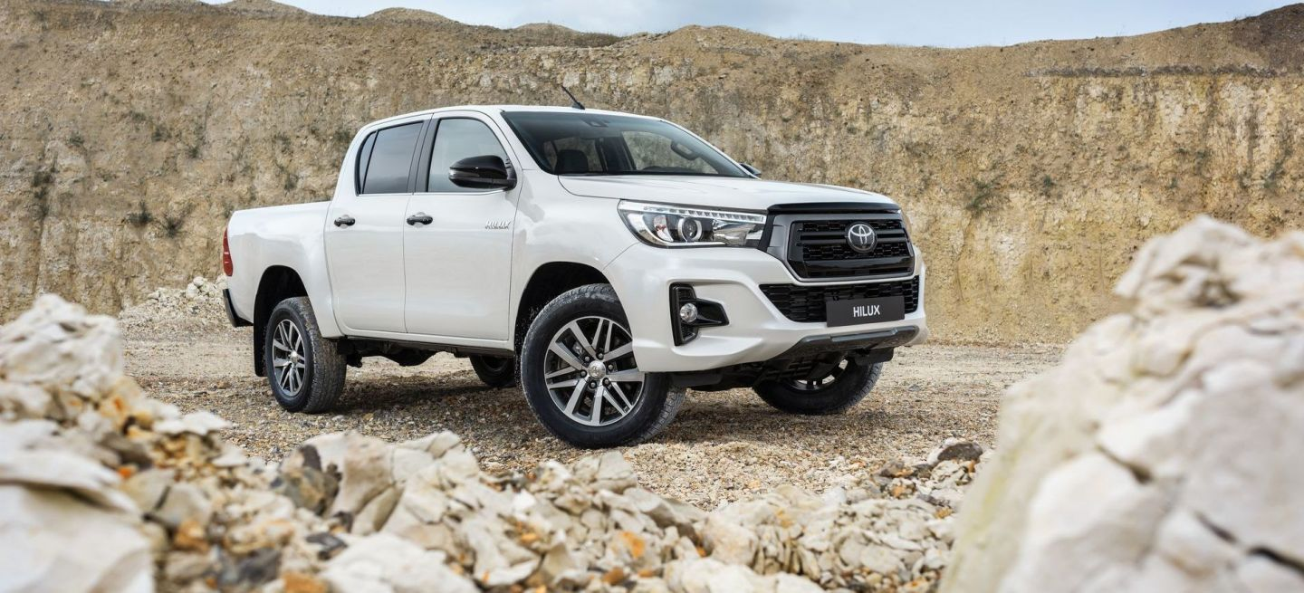 Toyota Hilux Special Edition P