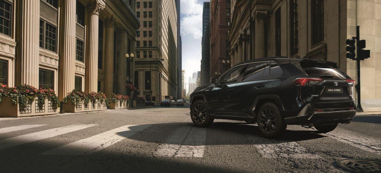 Toyota Rav4 Electric Hybrid 2021 01