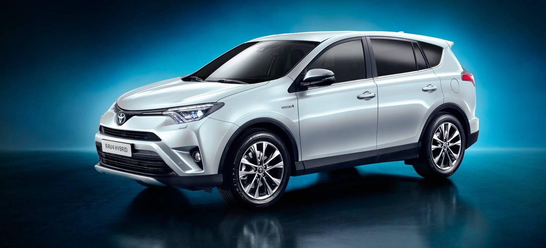 El Toyota RAV4 Hybrid llegará en 2016: es híbrido y 4×4 - Diariomotor