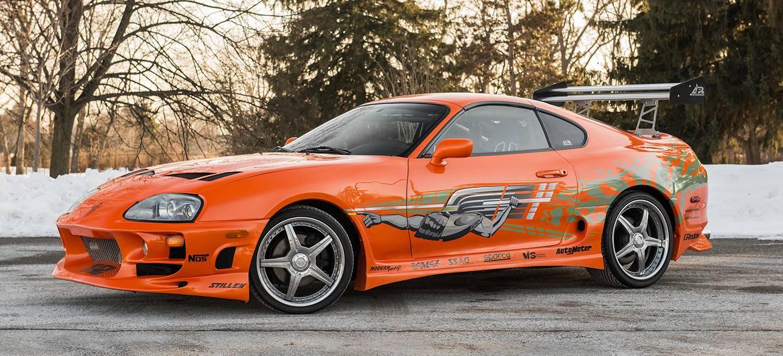 ¿Hubieras pagado 166.000€ por este Toyota Supra de Fast ...