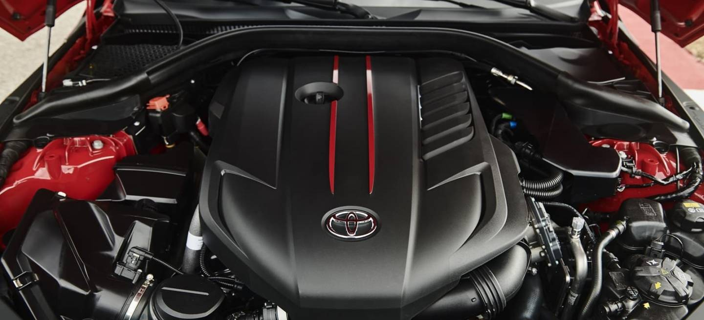 Toyota Supra Motor Capo 2019 007
