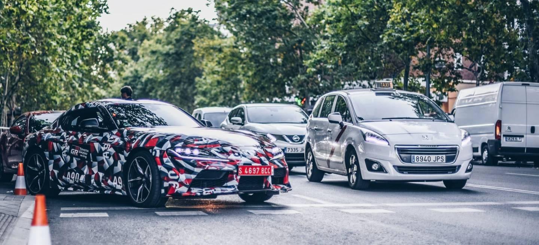 Toyota Supra Prueba 37
