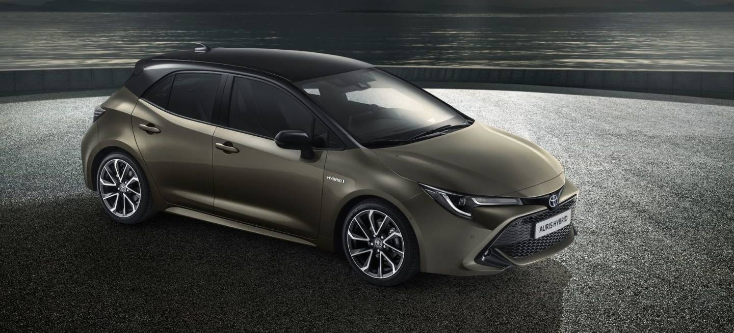 toyota auris 2018 as es el todo al h brido de toyota en 4 claves 8 fotos diariomotor. Black Bedroom Furniture Sets. Home Design Ideas