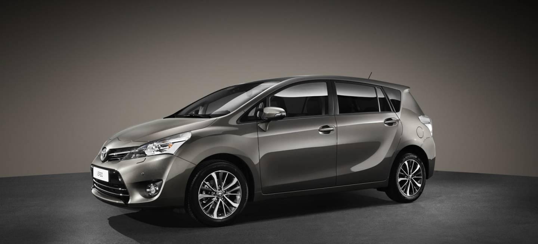 Toyota Verso 2016 2