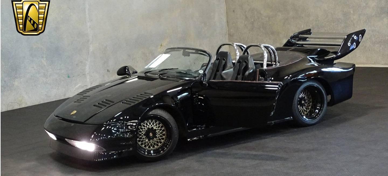 Una Idea Brillante O La Peor Forma De Destrozar Un Porsche 911 Turbo 930 De 1987 Diariomotor