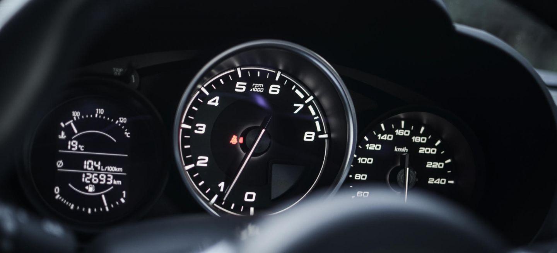 Velocidad Real Fiat 124 Spider