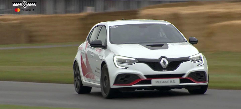 Video Drifting Traccion Delantera Renault Megane Rs Trophy R
