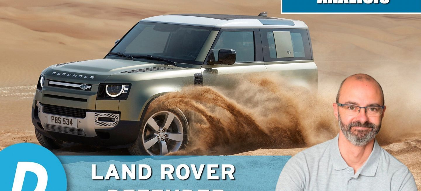 Video Land Rover Defender Artes