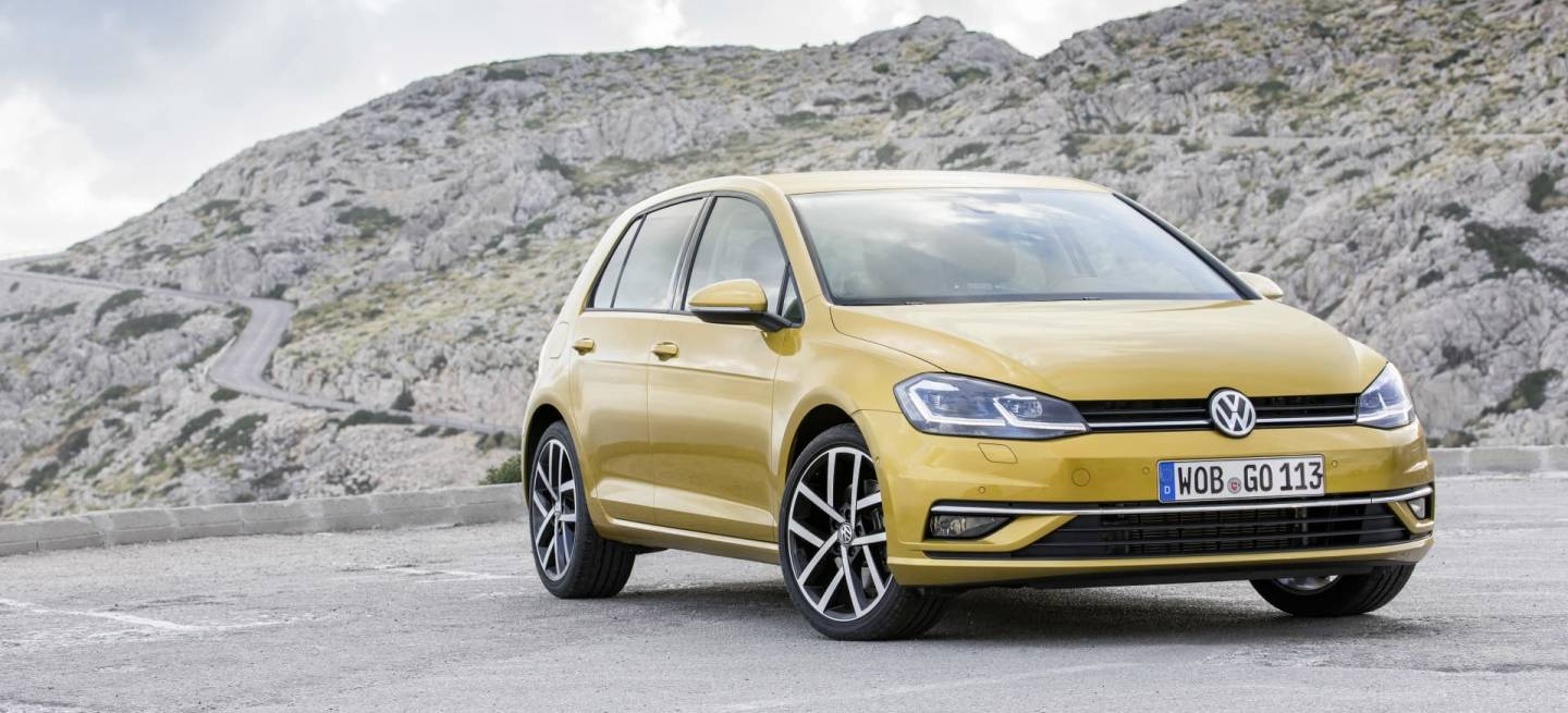 Volkswage Golf 2017 New Volkswagen Golf 2017 1