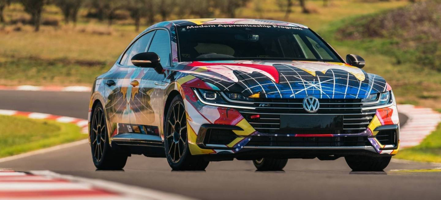 Volkswagen Art3on Arteon 12