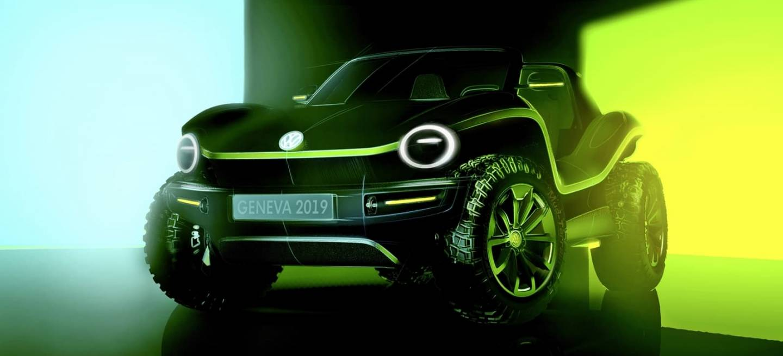 Volkswagen Buggy Electrico Ginebra 2019 0119 01