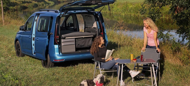 Volkswagen Caddy California 0820 001