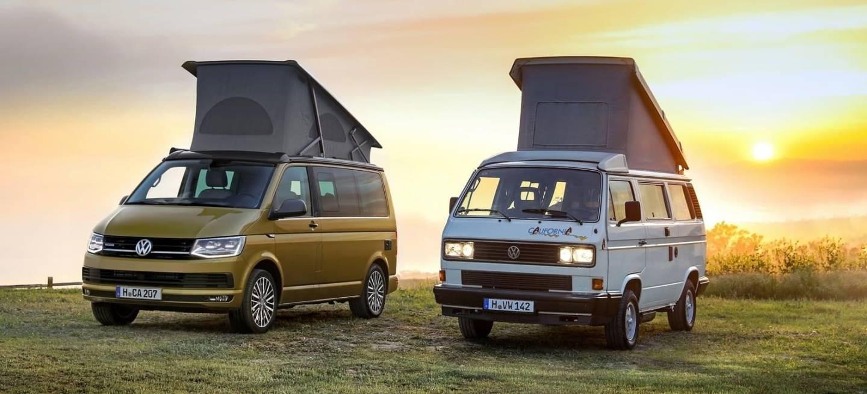 Volkswagen California 30 Aniversario P