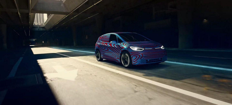 Volkswagen Coche Electrico Voli 3 Dm 1
