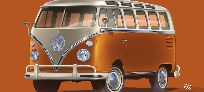 Volkswagen E Bulli 0220 01