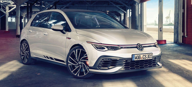 Volkswagen Golf 8 Gti Clubsport 2021 Portada