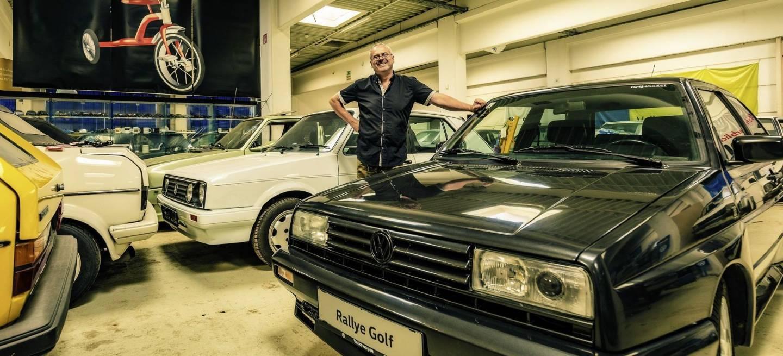 Volkswagen Golf Coleccion P